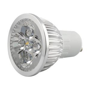 4W GU10LEDスポット電球 360lm 電球色 AC85-265V