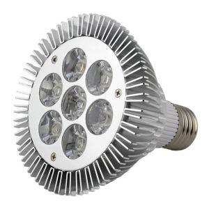 7W PAR LEDスポット電球 650lm 電球色・昼白色 AC85-265V