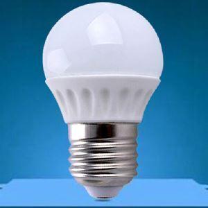 3W E26 LED電球 270lm 電球色・昼光色 AC85-265V