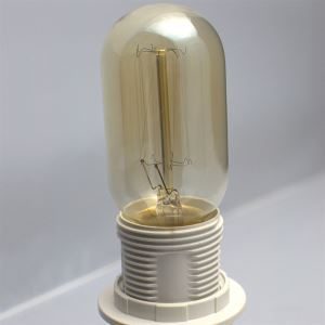 口金E26-40W レトロなエジソン電球 T45 ハロゲン電球