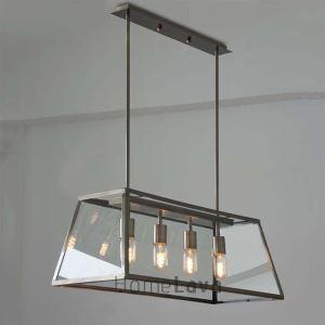 ペンダントライト 天井照明 工業照明 照明器具 北欧風 4灯