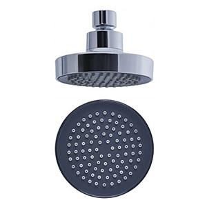 シャワーヘッド 混合栓 クロム D10cm