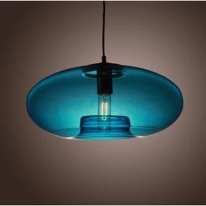 ペンダントライト 天井照明 玄関照明 インテリア照明 ガラス製照明 1灯