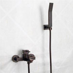 シャワー水栓 バス蛇口 ハンドシャワー 水栓金具 混合水栓 風呂用 ORB