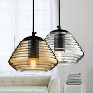 ペンダントライト 照明器具 玄関照明 店舗用照明 ガラス製 1灯 PL0007