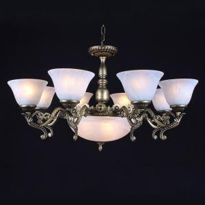 レトロなシャンデリア 照明器具 北欧 アンティーク 11灯