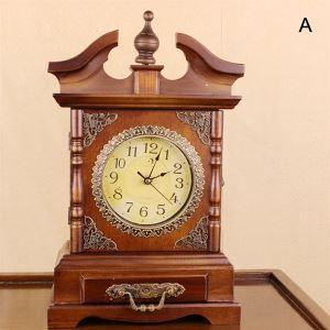 旧式の置き時計 音がしない