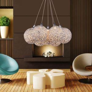 ペンダントライト 天井照明 照明器具 ボール形 7灯