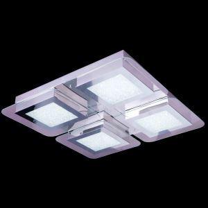 LEDシーリングライト 天井照明 天井照明 クリスタル おしゃれ 4灯 96-256V