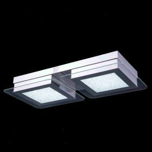 LEDシーリングライト 天井照明 天井照明 クリスタル おしゃれ 2灯 LED対応