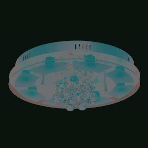 LEDシーリングライト 天井照明 天井照明 クリスタル おしゃれ 9灯 96-256V