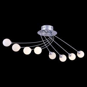 シーリングライト 天井照明 放射状照明 DIY おしゃれ 8灯