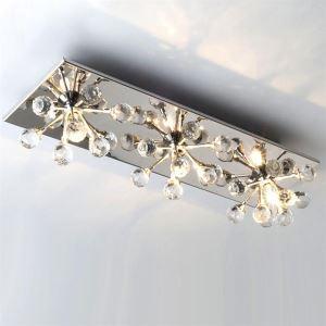 シーリングライト 玄関照明 天井照明 K9クリスタル G4-3灯