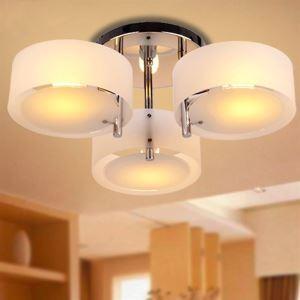 シーリングライト 天井照明 リビング照明 照明器具 現代的 3灯