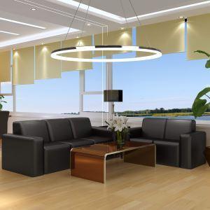 LEDペンダントライト 天井照明 アクリル照明器具 店舗照明 D60cm