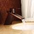 洗面蛇口 バス水栓 水道蛇口 冷熱混合水栓 真鍮 ORB