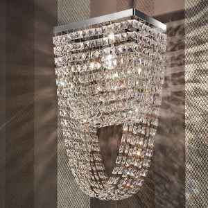壁掛けライト クリスタル照明 ウォールランプ 照明器具 豪華 芸術 1灯
