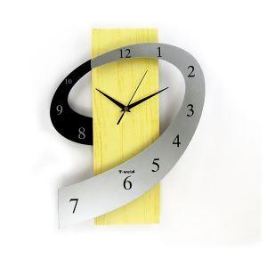 時計 壁掛け時計 静音時計 シンプルデザイン 個性的