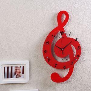 時計 壁掛け時計 静音時計 音楽型♪ おしゃれ