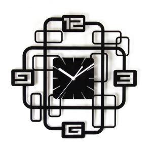 時計 壁掛け時計 静音時計 個性的 インテリア