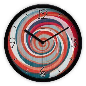 時計 壁掛け時計 静音時計 抽象 個性的