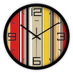 時計 壁掛け時計 静音時計 抽象 インテリア