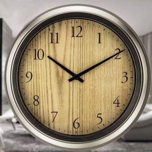 時計 壁掛け時計 静音時計 北欧 ナチュラルインテリア