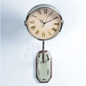 時計 壁掛け時計 静音時計 北欧 LOFT レトロ 創意