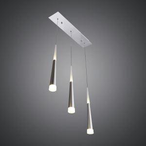 LEDペンダントライト 照明器具 食卓照明 リビング照明 天井照明 LED対応 3灯