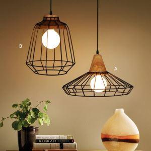 ペンダントライト 天井照明 照明器具 玄関食卓 北欧風 螺旋型 1灯