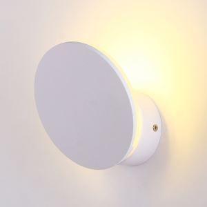 LED壁掛けライト ウォールライト 壁掛け照明 鉄製照明 白色 1灯