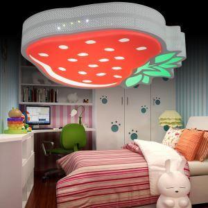 LEDシーリングライト 天井照明 子供屋照明 イチゴ型