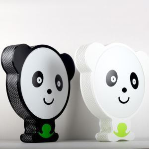 LEDシーリングライト 天井照明 子供屋照明 パンダ型