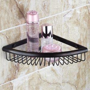 シャンプースタンド シャワーラック 浴室収納 真鍮製 ORB