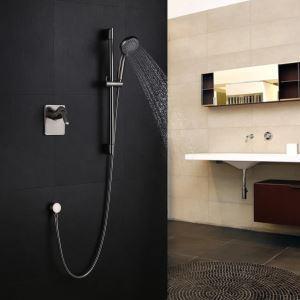 埋込形シャワー水栓 レインハンドシャワー シャワー製品 光沢