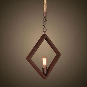 ペンダントライト 天井照明 レトロな照明器具 カントリー 創意照明 1灯
