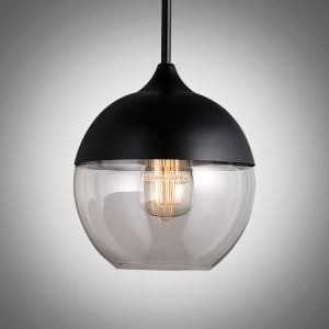 ペンダントライト 天井照明 照明器具 店舗用照明 工業風 黒色 1灯 LTH2241666