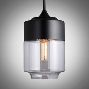 ペンダントライト 天井照明 照明器具 シンプルデザイン 黒色 1灯