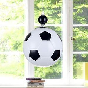 ペンダントライト サッカー照明 子供屋照明 天井照明 照明器具 1灯