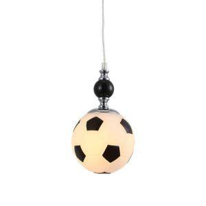 ペンダントライト 照明器具 子供屋照明 玄関照明 食卓照明 サッカー型 1灯