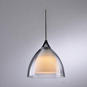 LEDペンダントライト 玄関照明 照明器具 天井照明 ガラス製 1灯 LED対応