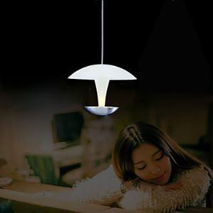 LEDペンダントライト 子供屋照明 キノコ型照明 天井照明 照明器具 1灯