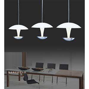 LEDペンダントライト 子供屋照明 キノコ型照明 天井照明 照明器具 3灯