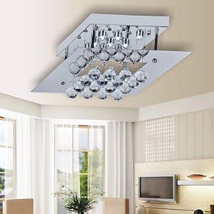 シーリングライト クリスタル照明 リビング照明 天井照明 照明器具 9灯