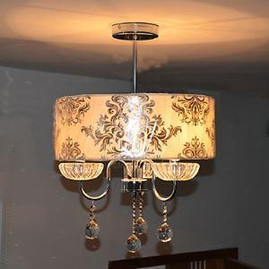 シーリングライト クリスタル付照明 和風照明 照明器具 天井照明 1灯