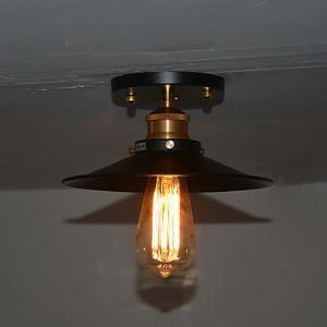 シーリングライト 鉄製照明 玄関照明 天井照明 照明器具 1灯