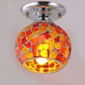 ステンドグラス シーリングライト ティファニーライト 照明器具 1灯