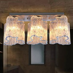 シーリングライト 玄関照明 インテリア照明 天井照明 照明器具 方形 3灯