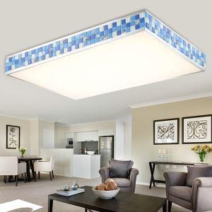 LEDシーリングライト リビング照明 照明器具 天井照明 PVC 60cm 64W