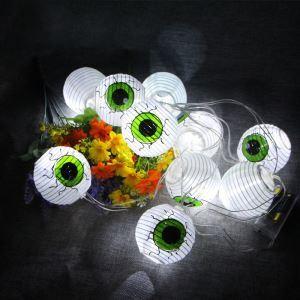 ハロウィングッズ ストリングライト パンプキン カボチャ照明 イルミネーション 装飾品 NL048